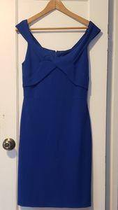 Blue Eva Franco dress 6